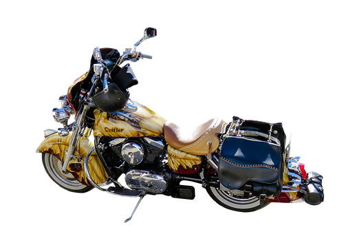 Motorcycle, Vehicle, Collector's Item, Adventure, Png