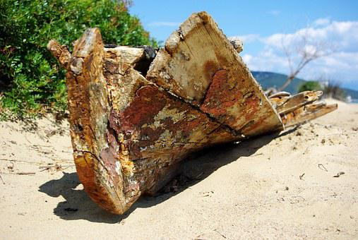 Boot, Wooden Boat, Cutter, Wreck, Photo, Fishing Vessel