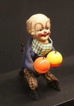 Wind Up Toy, Old, Antique, Vintage