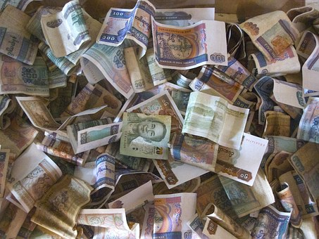 Burma, Money, Tickets, Myanmar Kyat