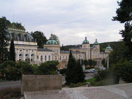 Castle, Places Of Interest, Mariánské Lázně