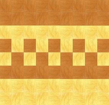 Wood, Pattern, Two-tone, Light, Dark, Design, Weave
