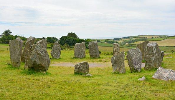 Stone Circle, Drumbeg, Prehistoric, Archaeology