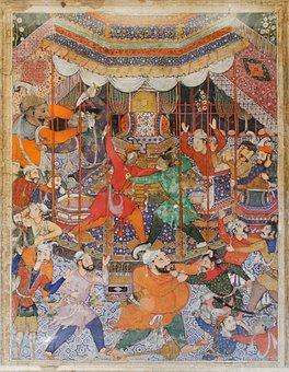 Sindbad, Islam, Arabic, Arabian Nights, Badi'uzzaman
