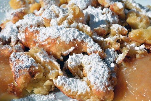 Kaiserschmarrn, Eat, Dessert, Delicious, Sweet