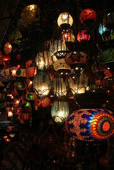 Light, Big Bazaar, Dark