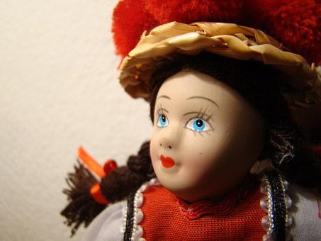 Dolls, Russia, Crafts, Tradition, Memory, Souvenir