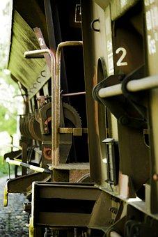 Train, Technology, Railway, Locomotive, Rail Traffic