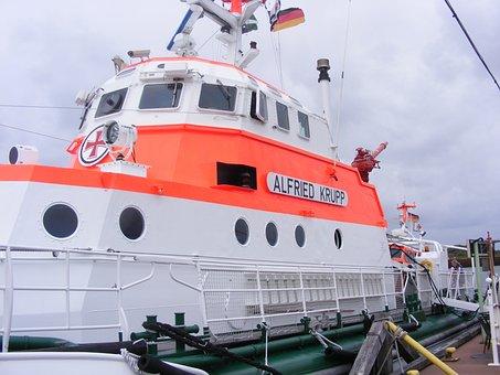 Sea Rescue, Ship, Distress, Rescue, Dgzrs