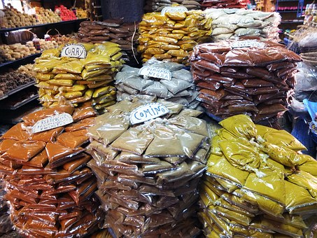 Morocco, Africa, Spices, African Spices, Moroccan, Shop