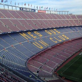 Camp Nou, Stadium, More Than A Club, Fc Barcelona