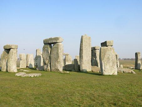 Stonehenge, Stone Henge, Wiltshire, Stone, Stone Circle