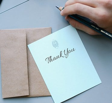 Thank You, Thanks, Card, Message, Note, Appreciation