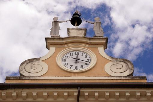 Clock, Clock Tower, Time, Tower, Time Of, Sky