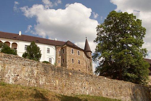 Velhartice, šumava, Werich, Castle, Travel, Holidays