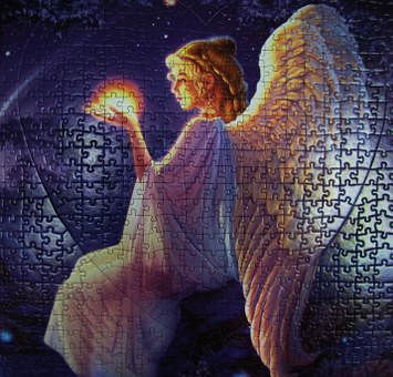 Puzzle, Play, Light Messenger, Wing, Piecing Together