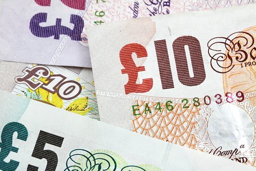 Bank, Banking, Banknote, Britain, British, Business