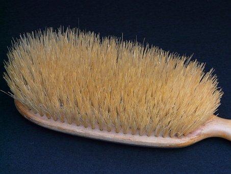 Clothes Brush, Brush, Dresses, Clean, Brush Head