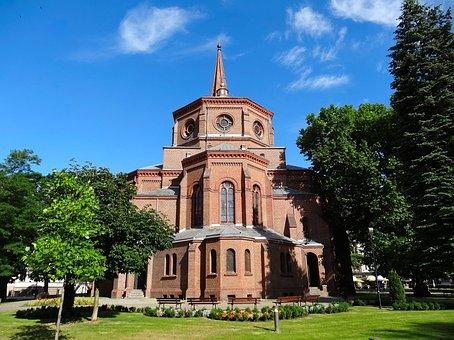 Saints Peter And Paul, Bydgoszcz, Church, Building