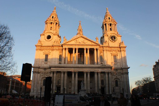 Cathedral, London, Saint-paul