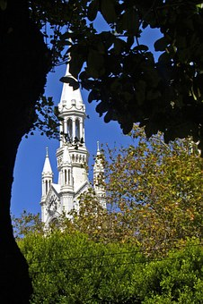Saint's Peter And Paul, Church, San Francisco