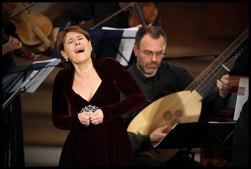 Maria Bayo, Orchesta, Singer, Classic, Music, Concert