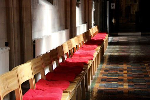 Christchurch, Congregation, Sunlight, Anglican, Gothic