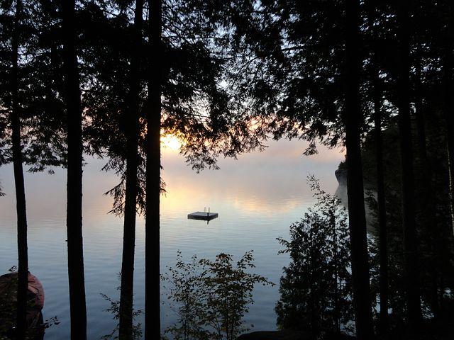Adirondacks, Upper Saranac Lake, Dawn