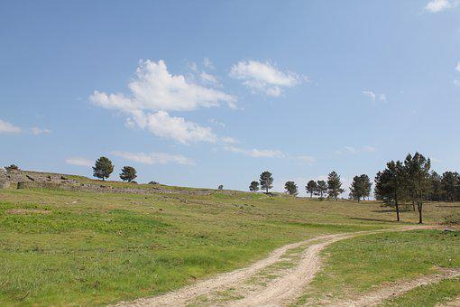 Forts Of San Cibran, Orense, Galicia