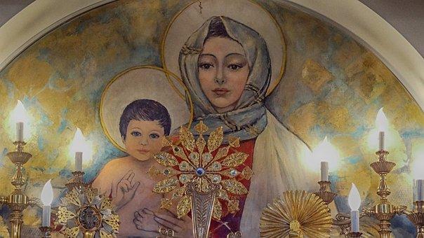 St Mary, Church, Jesus, Sacred
