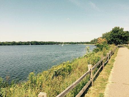 Lake Phalen, Lake, Saint Paul, Minnesota, Midwest