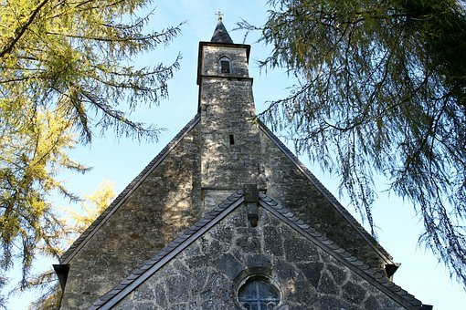 Architecture, Church, Chapel, Late Gothic Building