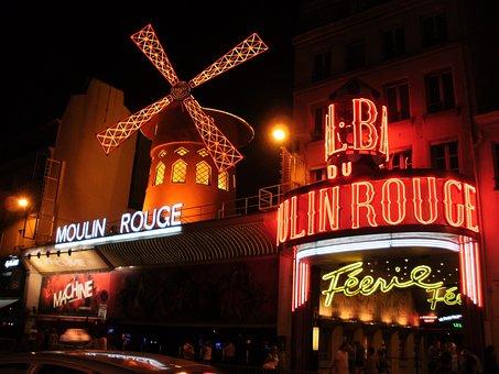 Molin Rouge, Paris, Molin Rouge Paris