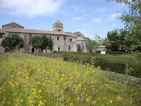 Saint-paul, Saint-paul-de - Virgil Sole, Monastery