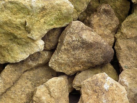 Stones, Stone, Material, Nature, Hard, Crushed Stone
