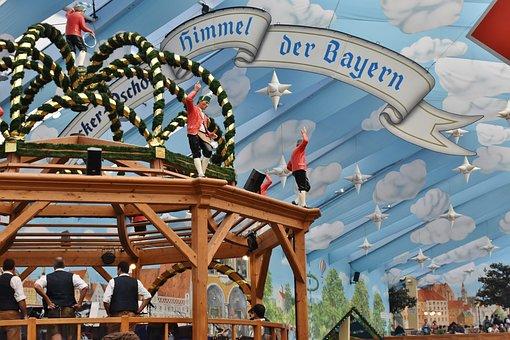 Oktoberfest, Munich, Bavaria, Germany, Tradition