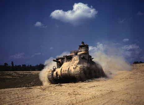 Panzer, Fort Knox, Kentucky, M3 Lee, Defense, Usa