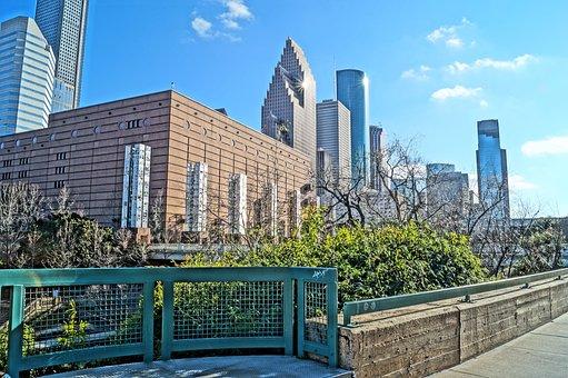 Houston, Downtown, Park
