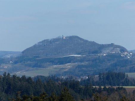 Rechberg, Mountain, Landscape, Swabian Alb, Göppingen