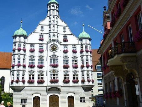 Town Hall, Renaissance Town Hall, Renaissance, Facade