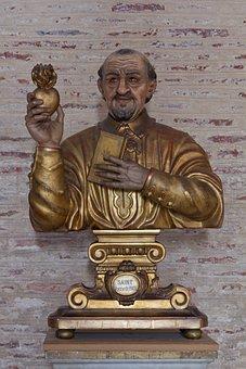 Basilica, Saint Sernin, Toulouse, Saint Vincent De Paul