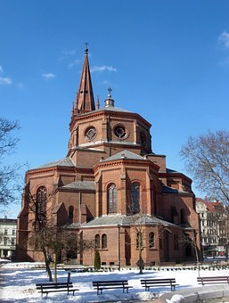 Saints Peter And Paul, Church, Bydgoszcz, Religious