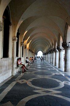 Piazza San Marco, Piazza, Landmark, Square, San, Marco