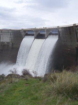 Segovia, Dam, Pontoon, Spillway, Civil Works
