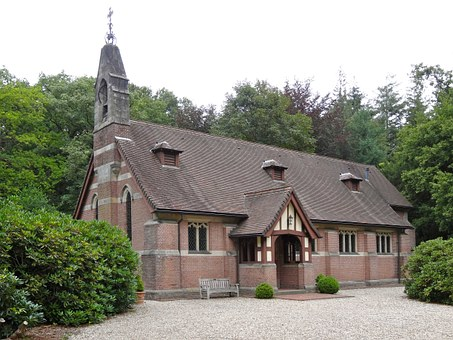 St Marys Chapel, Religious, Building, Netherlands