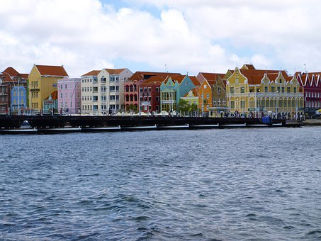 Willemstad, Curacao, Capital, Island, World Heritage