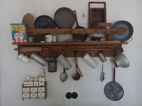 Kitchen, Kitchen Appliances, Waldviertel, Cook, Bake