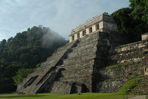 Mexico, Ruin, Maya, Culture, History, Archeology