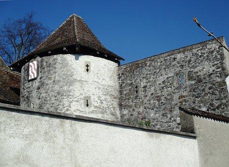 Monastery, Capuchin Monastery, Tower, Substantiate