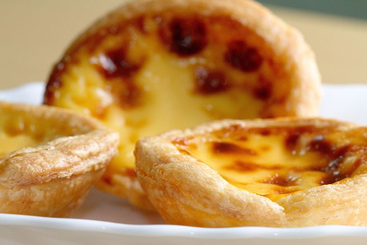 Flaky Pastry, Puff Paste, Puff Pastry, Tart, Snack